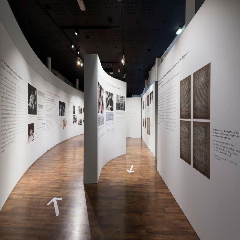 Diseño y construcción de stands museos
