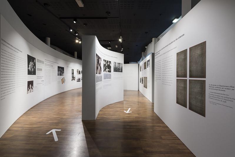 stand a medida Exposición pasillos