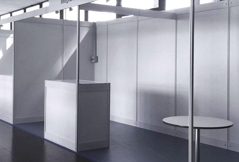 exhibition Shel scheme booth
