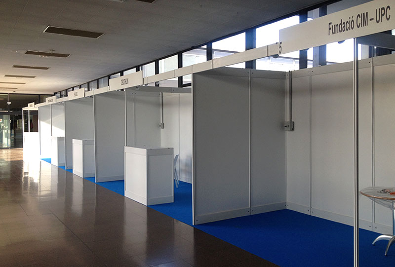 Shel scheme booth and fira sabadell